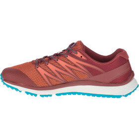 Merrell Bare Access XTR Zapatillas Mujer, rojo